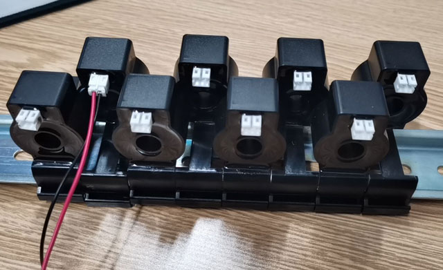 Multi channel current transformer 50A/50mA